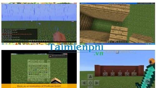 Mã Minecraft thời tiết
