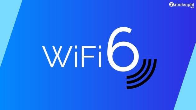 Kết quả hình ảnh cho wifi 6