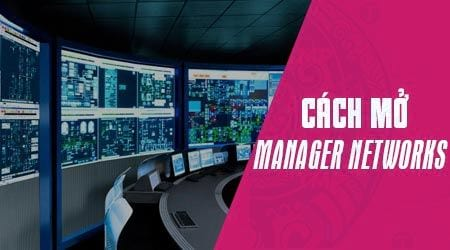 cach mo networks connections tren windows 10