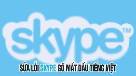 skype go mat dau tieng viet