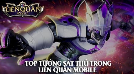 top tuong sat thu ba dao nhat game lien quan mobile