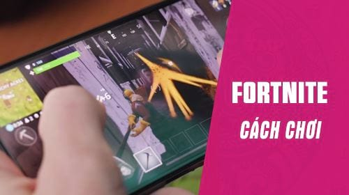 cach choi fortnite mobile tren pc