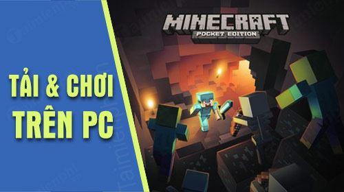 tải minecraft pc
