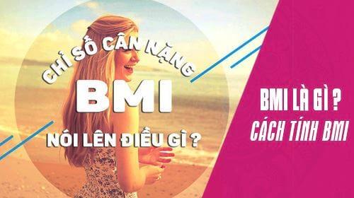 cach tinh bmi do chi so bmi