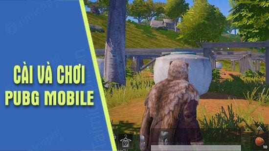 cai va choi pubg mobile vng 0 10 tren tencent gaming buddy