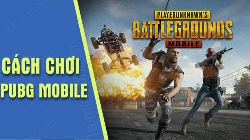 cach choi pubg mobile bang gia lap tencent tren pc