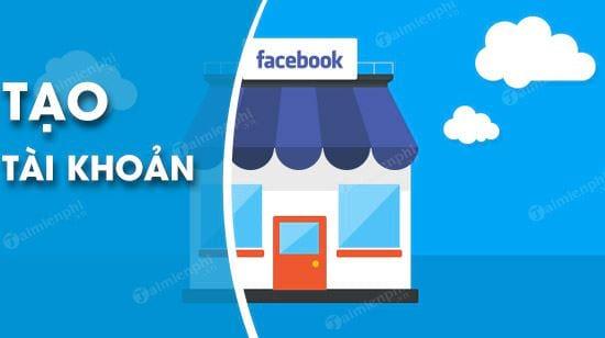 dang ky facebook doanh nghiep