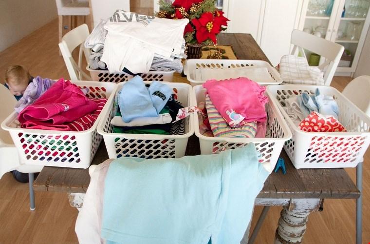 những tai hại khi sử dụng máy sấy quần áo
