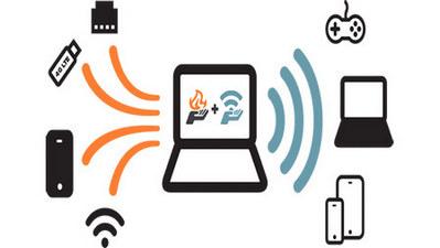 phat wifi bang mhotspot