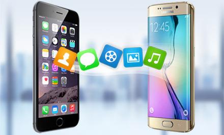 chuyen du lieu android sang iphone