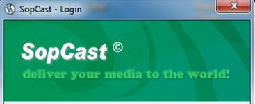 Cách khắc phục lỗi hình ảnh trong Sopcast