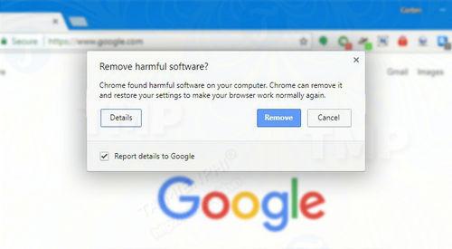 Google ra mat tinh nang chong virus tren trinh duyet Chrome cho Windows