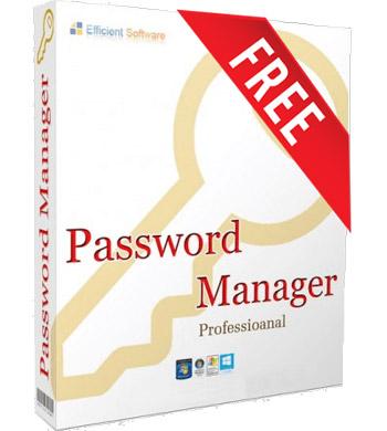 dang ky ban quyen Efficient Password Manager Pro