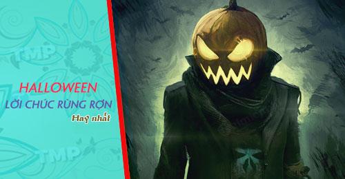 loi chuc halloween