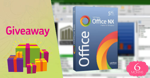 giveaway softmaker office
