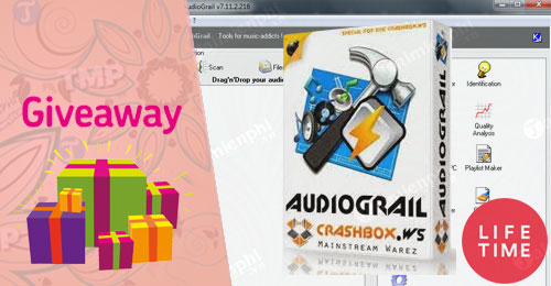 giveaway audiograil