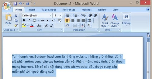 How To Change Fonts In Word 2013 2010 2007 2003