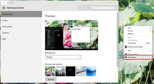 How to install on Windows 10 Screen Saver