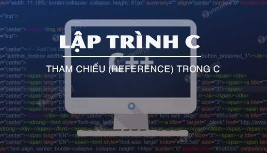 tham chieu reference trong c
