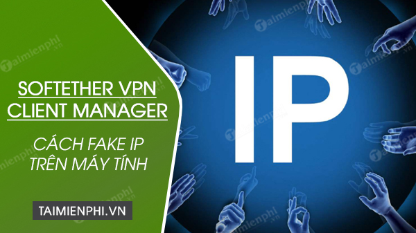 How to fake iPhone in softether vpn client manager