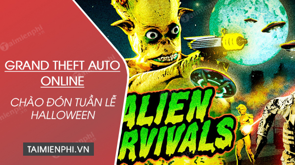 chao don tuan le halloween trong grand theft auto online