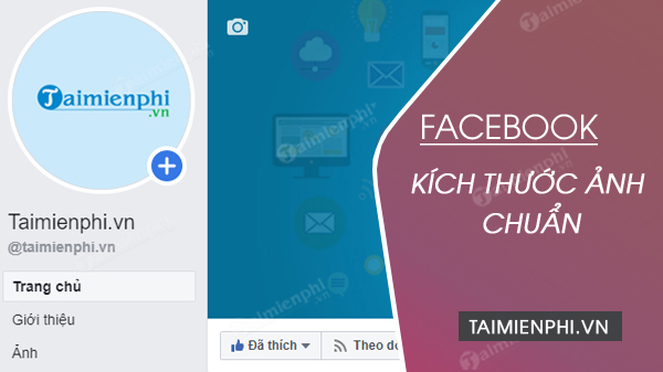 kich thuoc anh chuan facebook