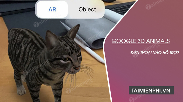 google 3d animals la gi
