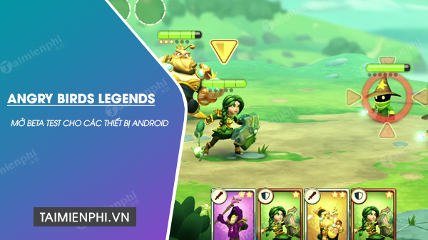 download Angry Birds Legends
