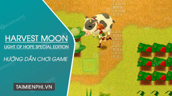 meo choi game harvest moon light of hope special edition complete