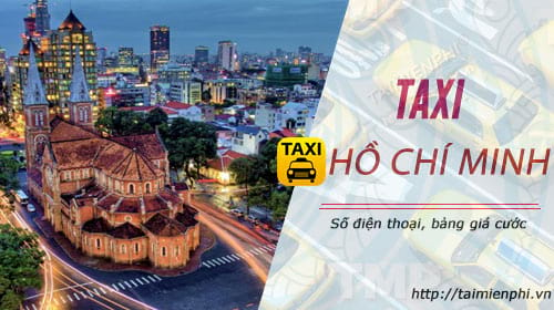 taxi tp ho chi minh so dien thoai gia cuoc