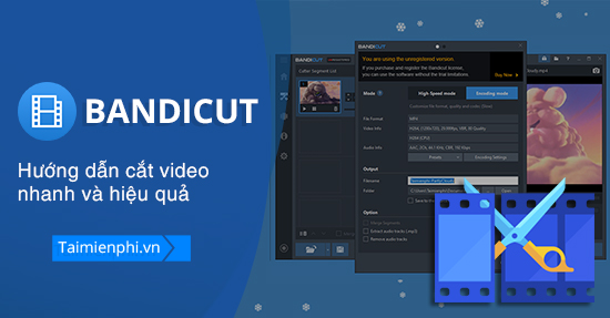 cach cat video bang bandicut
