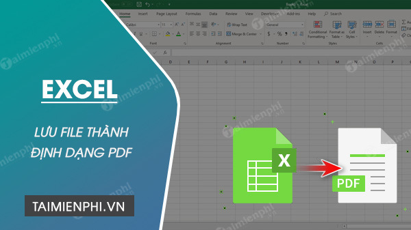 cach luu file excel thanh dinh dang pdf 11
