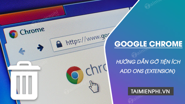go bo add-ons tren chrome