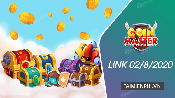 link get spin coin master mien phi ngay 02 8 2020