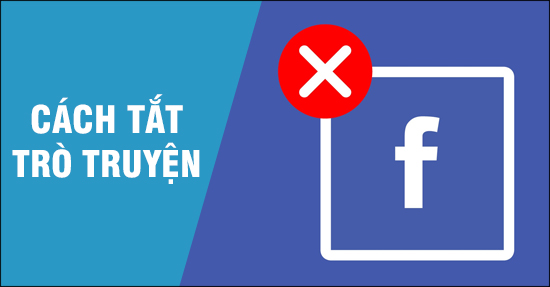 tat tro chuyen facebook tren iphone android