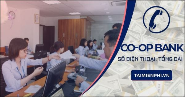so dien thoai tong dai ngan hang co op bank