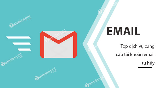 Top services to provide email account tu huy
