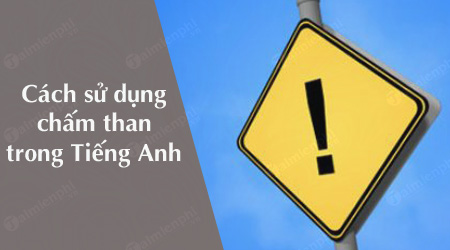 quy tac su dung dau cham than dung cach trong tieng anh
