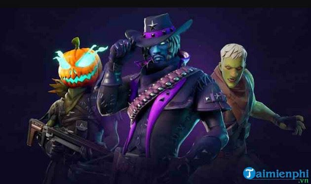 skin halloween fortnitemares 2019 sap xuat hien trong fortnite season 11