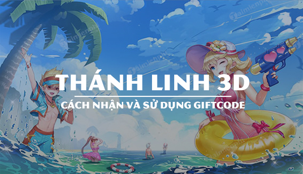 code thanh linh 3d