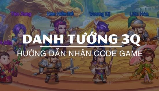 cach nhan code danh tuong 3q