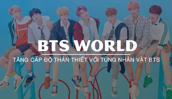 cach tang cap affinity trong bts world