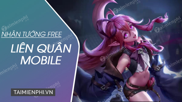 cach nhan mien phi tuong keera lien quan mobile