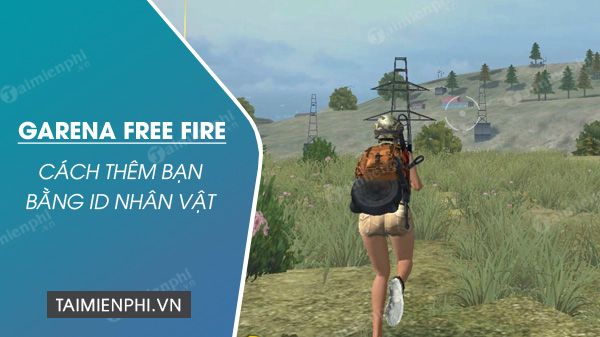 cach them ban be free fire bang id