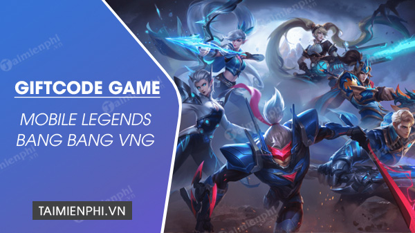 code mobile legends bang bang vng