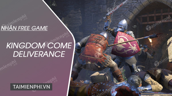 cach nhan game kingdom come deliverance mien phi