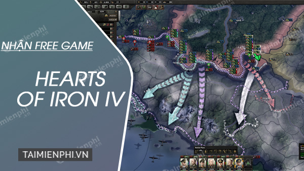 cach choi mien phi game hearts of iron iv tren steam