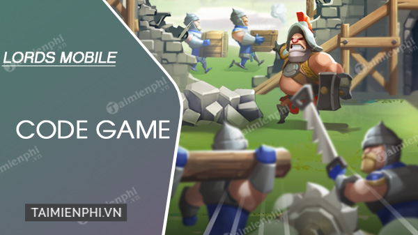 code game lords mobile
