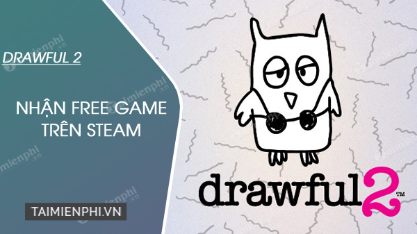 steam tang mien phi game giai do drawful 2