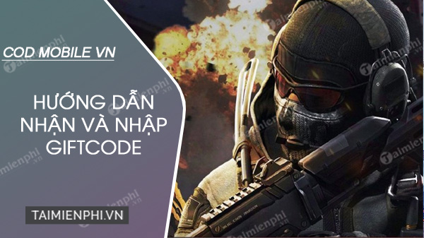code call of duty mobile vn